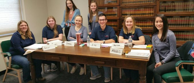 Youth Voice is an Integral Component of Teen Court Program